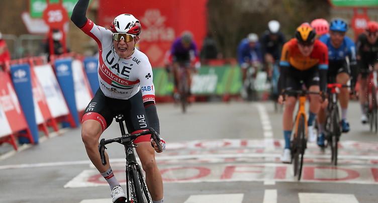 Tour d'Espagne: Roglic toujours en rouge
