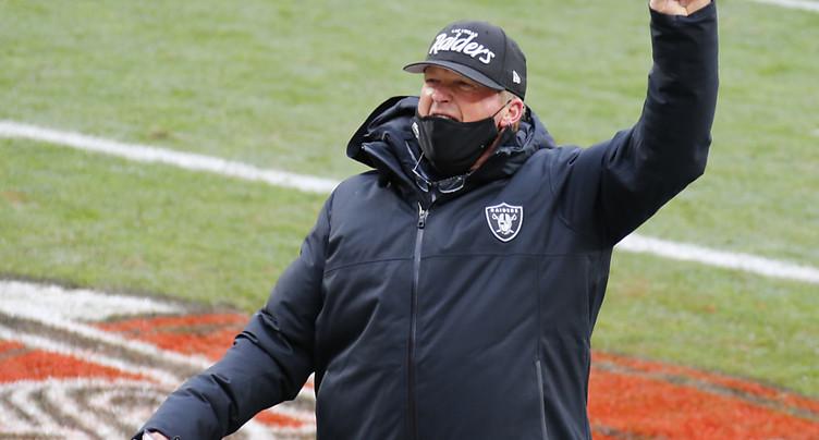 Les Raiders sanctionnés pour violations de protocoles anti-Covid