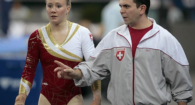 Des responsables de la gymnastique devant une commission