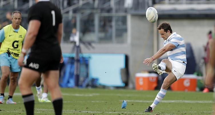 L'Argentine bat les All Blacks pour la première fois