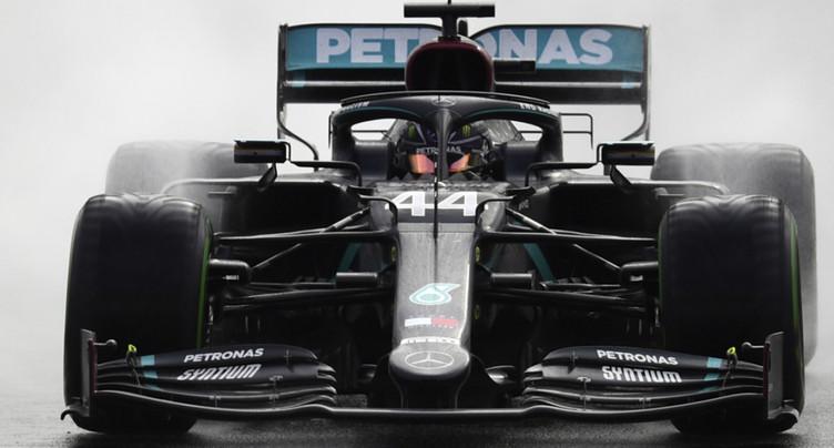 GP de Turquie: victoire et titre mondial pour Lewis Hamilton