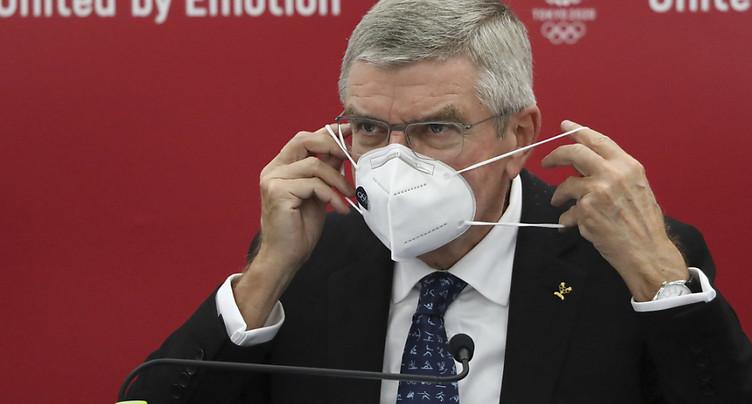 Tokyo: les athlètes ne seront pas obligés de se vacciner