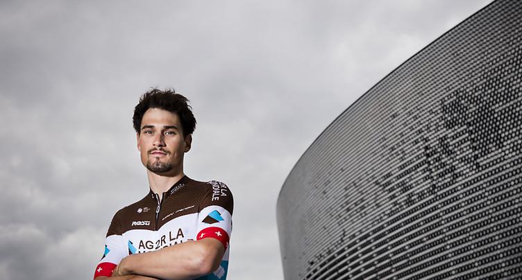 Silvan Dillier courra chez Alpecin-Fenix en 2021