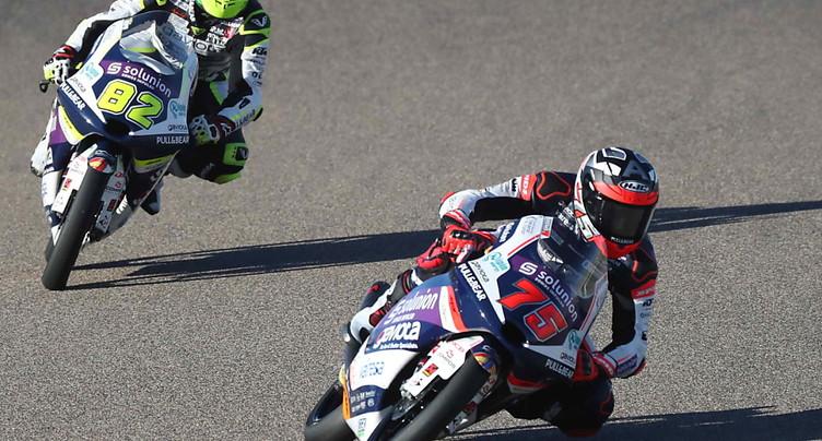 GP du Portugal: Arenas sacré en Moto3, Dupasquier 23e