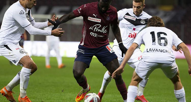 Lugano: un 15e match sans défaite