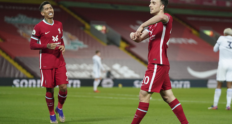 Premier League: même décimé, Liverpool reste redoutable