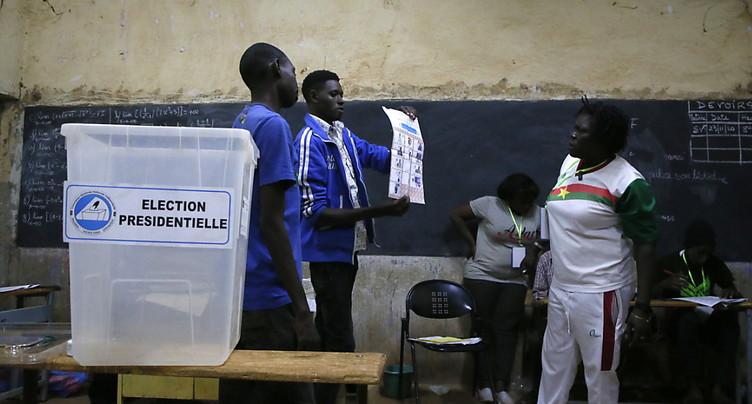 Le Burkina a voté pour la présidentielle, sous la menace jihadiste