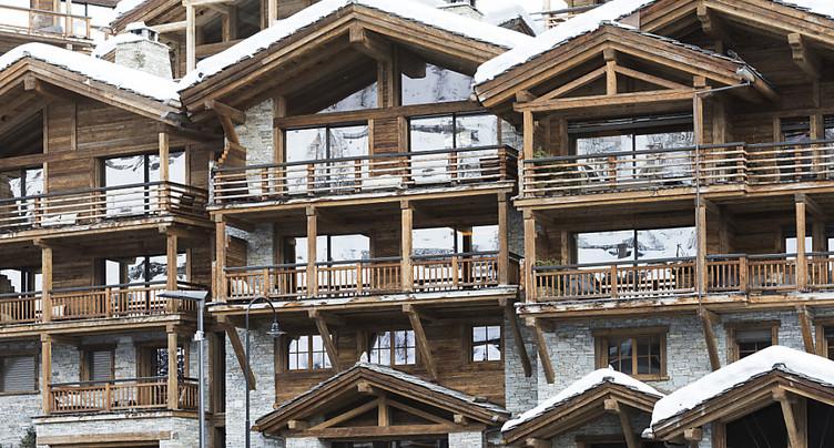 Tourisme: 31% de nuitées d'hôtels en moins attendues cet hiver