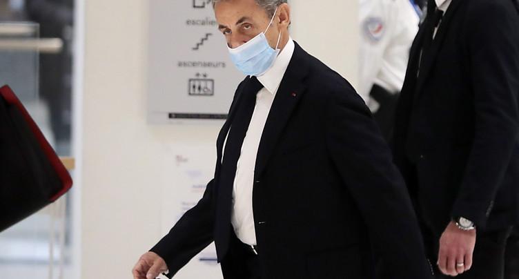 Affaire des « écoutes »: Nicolas Sarkozy devant le tribunal