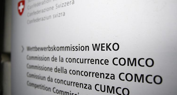Des sociétés IT voulant tromper la BNS sanctionnées par la Comco
