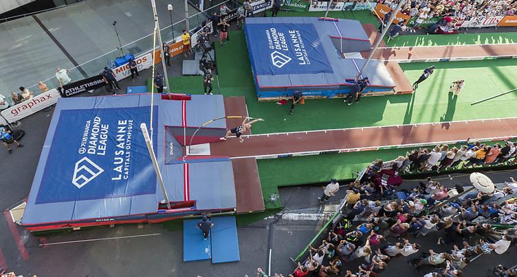 Avec 14 étapes dont Lausanne, les finales à Zurich