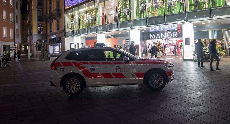 Attaque au couteau à Lugano - Motivation terroriste pas exclue