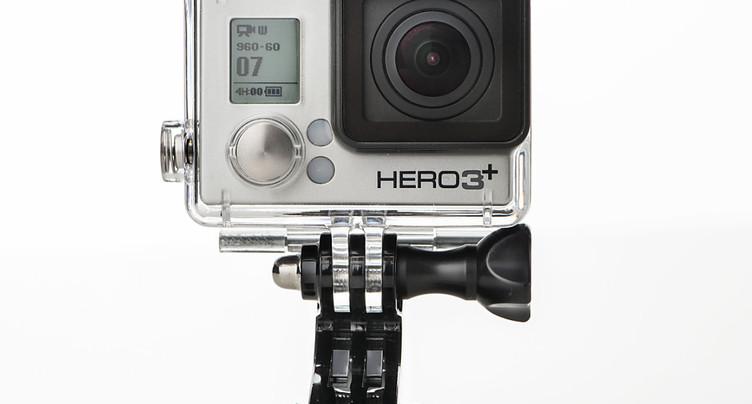 Pas de condamnation sur la base des images d'une GoPro