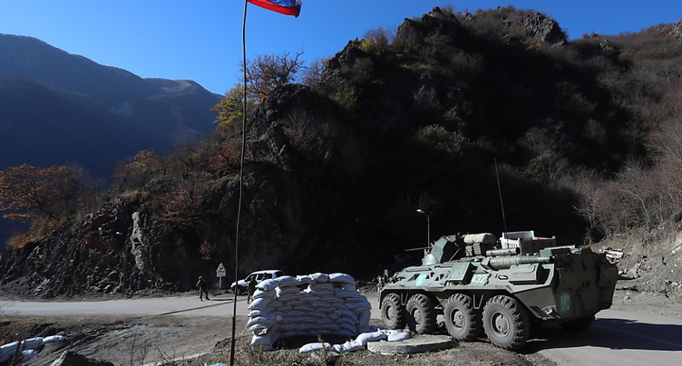 L'Azerbaïdjan reprend un second district voisin du Nagorny Karabakh