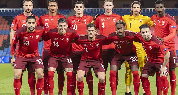 L'UEFA tranche en faveur de la Suisse, maintenue en Ligue A