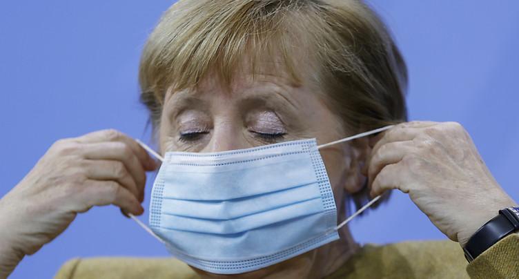 L'Allemagne prolonge ses restrictions jusqu'à début janvier