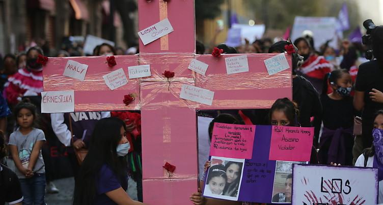 Féminicides: le Mexique veut en finir avec le « machisme qui tue »