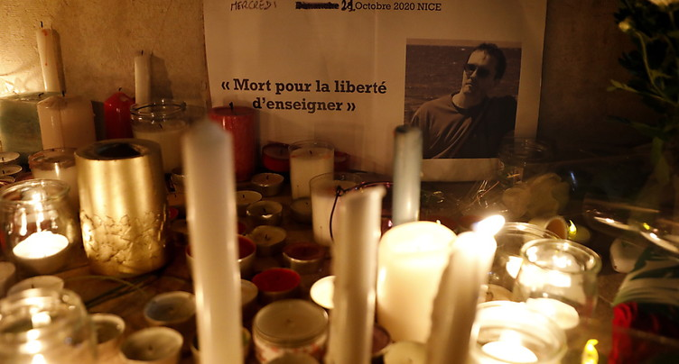 Assassinat de Samuel Paty: quatre autres collégiens mis en examen