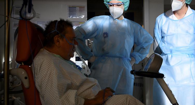 La Suisse compte 4509 nouveaux cas de coronavirus en 24 heures