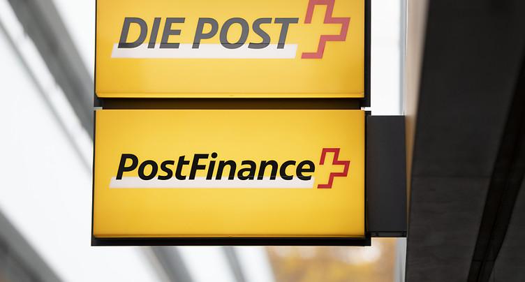 La Poste a vu son bénéfice fortement reculer sur neuf mois