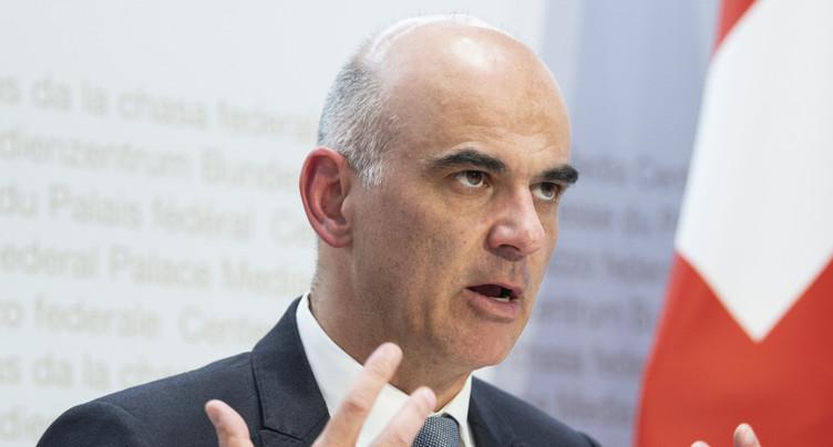 Alain Berset juge que les prochaines semaines seront déterminantes
