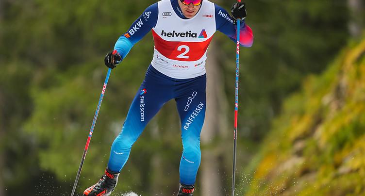Sprint: Hediger 11e des qualifications