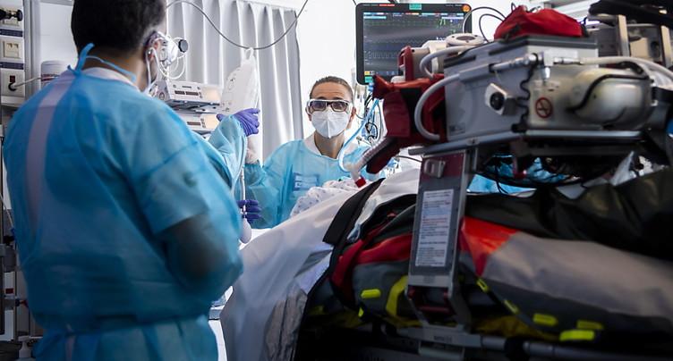 La Suisse compte 4312 nouveaux cas de coronavirus en 24 heures