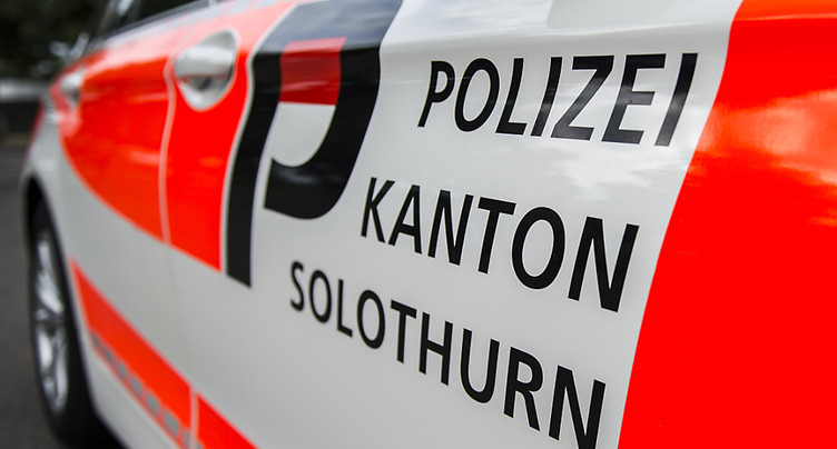 Des inconnus braquent un convoi de fonds à Olten (SO)