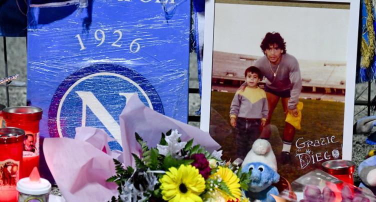 Enquête sur une éventuelle négligence dans la mort de Maradona