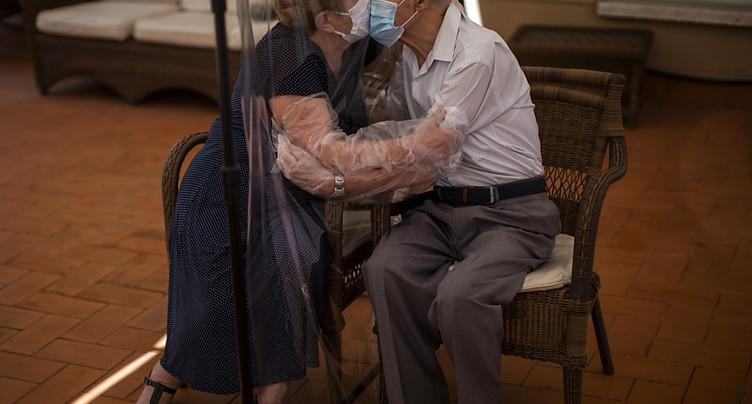 Coronavirus: barre des 400'000 morts franchie en Europe