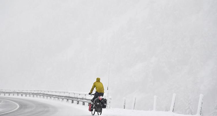 La neige au rendez-vous de l'hiver météorologique