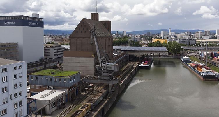 Oui à un crédit de 115 millions pour un bassin portuaire à Bâle