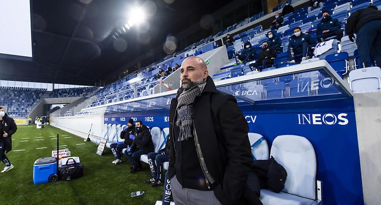 Giorgio Contini: « Le courage est là »