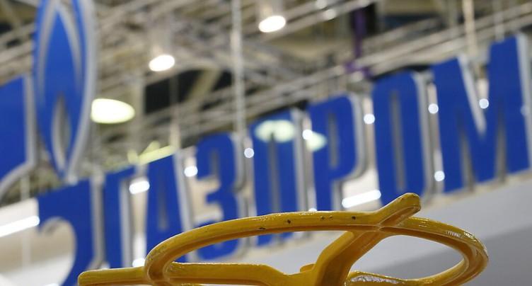 Gazprom enregistre des pertes colossales au 3e trimestre