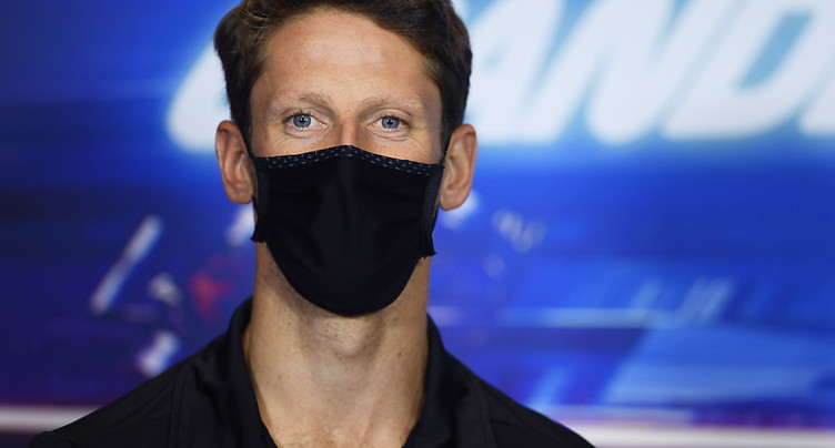 Romain Grosjean devrait sortir de l'hôpital mardi
