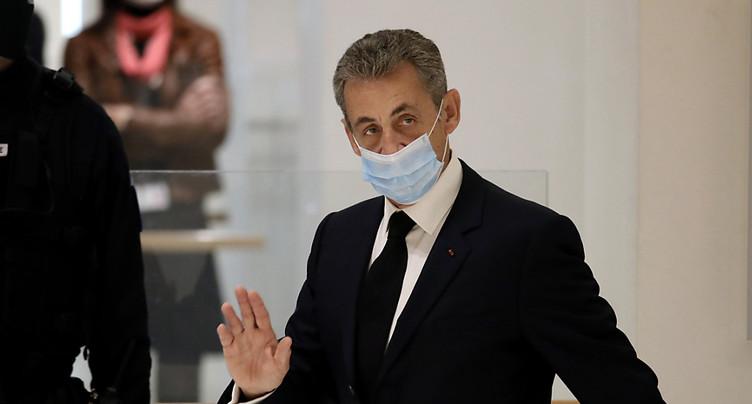Affaire des « écoutes »: Nicolas Sarkozy dénonce des « infamies »