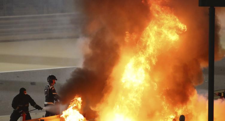 Les mesures de sécurité qui ont sauvé Romain Grosjean