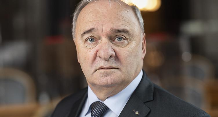 Alex Kuprecht préside le Conseil des Etats