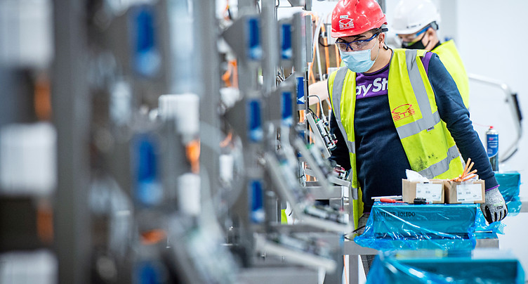 Les entreprises suisses ont mieux résisté face à la pandémie