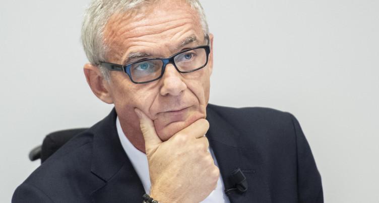 Credit Suisse: Horta-Osório proposé comme nouveau président