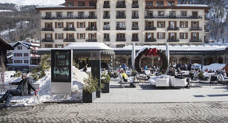 Le moral de l'hôtellerie se dégrade encore à l'approche de l'hiver