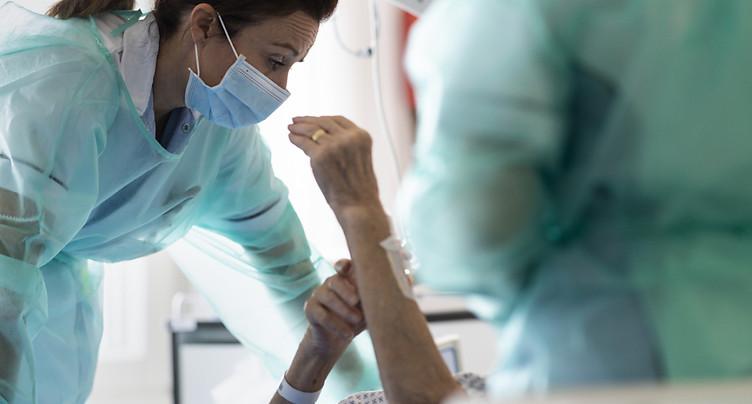 La Suisse compte 3802 nouveaux cas de coronavirus en 24 heures