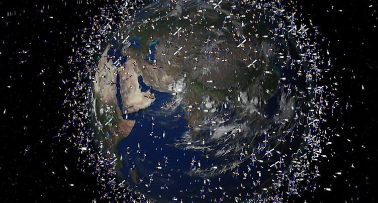 ClearSpace effectuera la première mission de nettoyage en orbite
