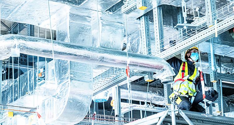 Lonza construit deux nouvelles lignes de production à Viège