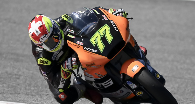Aegerter rejoint le championnat Supersport