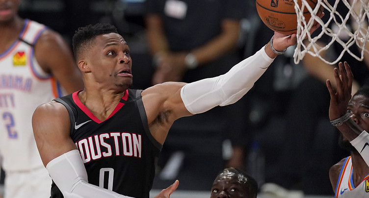 Les Rockets envoient Westbrook aux Wizards en échange