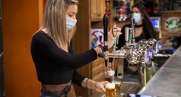 Restaurants et bars valaisans rouvrent le 14 décembre