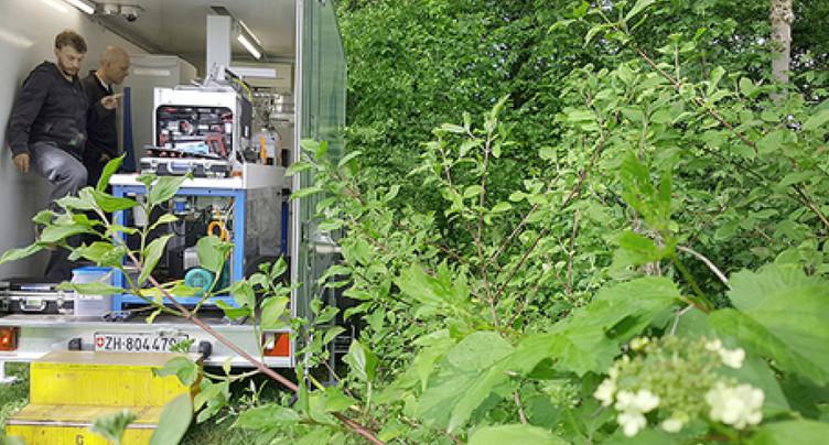 Eawag: les pics de concentration de pesticides sous-estimés
