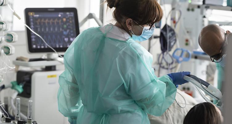 La Suisse compte 4455 nouveaux cas de coronavirus en 24 heures