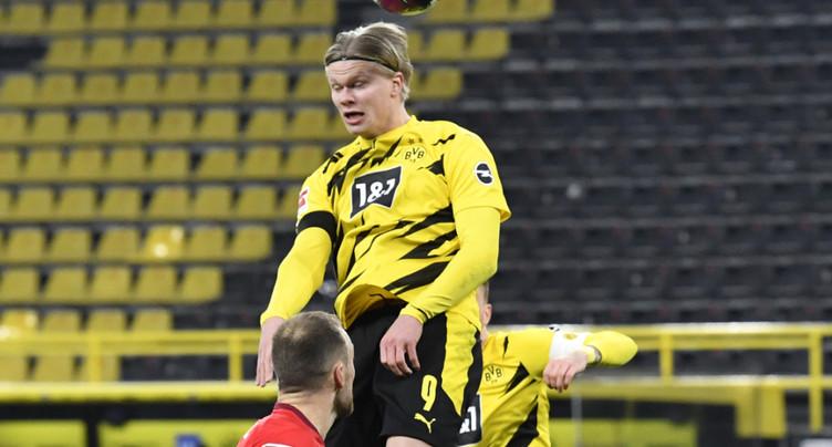 Erling Haaland absent jusqu'en janvier